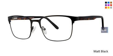 Matt Black Vivid 397 Eyeglasses