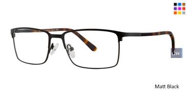 Matt Black Vivid 395 Eyeglasses