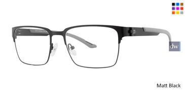 Matt Black Vivid 394 Eyeglasses