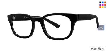Matt Black Vivid Soho 1035 Eyeglasses
