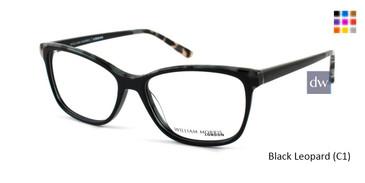 Black Leopard (C1) William Morris London WM50043 Eyeglasses