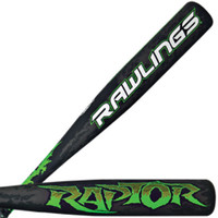 "Rawlings Raptor Youth Bat 27"" - 31"""