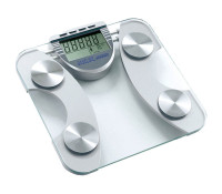 Baseline Body Fat / Hydration Scale