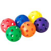 Rainbow Whiffle Softball Set