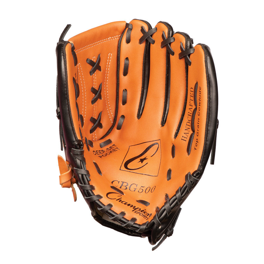 Champion Sports 11 Quot Leather Youth Fielders Glove