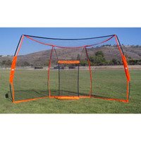 The Bownet Portable Baseball Backstop