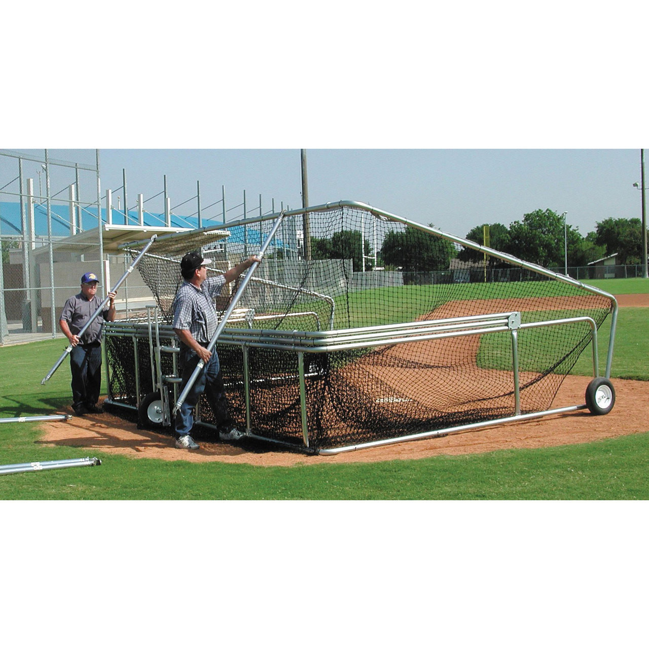 Folding Portable Batting Cage