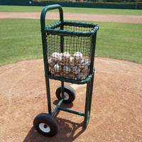 Batting Practice Ball Cart