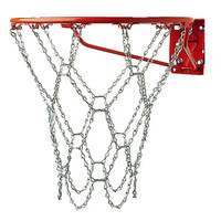 Champion Sports Steel Chain Basketball Net