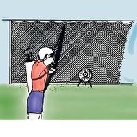 Carron Net Nylon Archery Nets