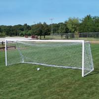 Jaypro Nova Steel Soccer Goals - Pair