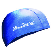 Sprint Adult Lycra Swim Caps