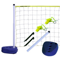 Park & Sun Pool Outdoor Volleyball Net System