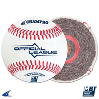Champro Official League Flat Seam 300 Series Baseballs - DZN