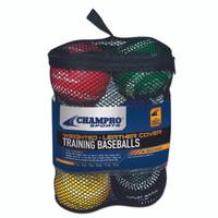 Champro Sports Weighted Training Baseball Set