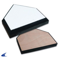 CHAMPRO SPORTS PROFESSIONAL HOME PLATE WOOD BOTTOM