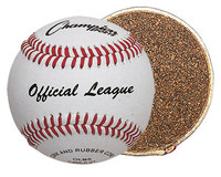 Champion Sports Synthetic Leather Little League Baseballs