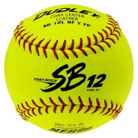 Dudley SB-12L 12'' Softballs - Red Seams
