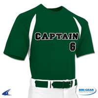 Champro Captain Dri-Gear Baseball Jersey