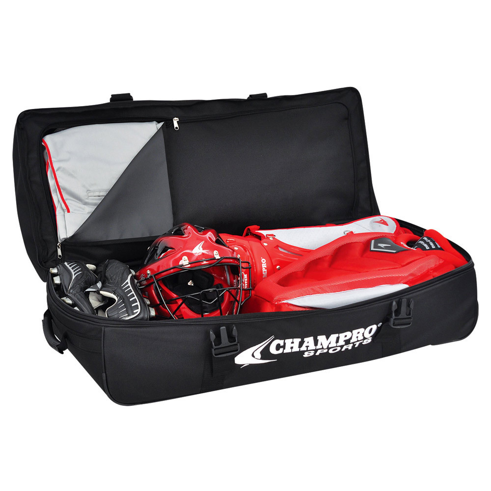 Champro Umpire Catchers Bag With Wheels