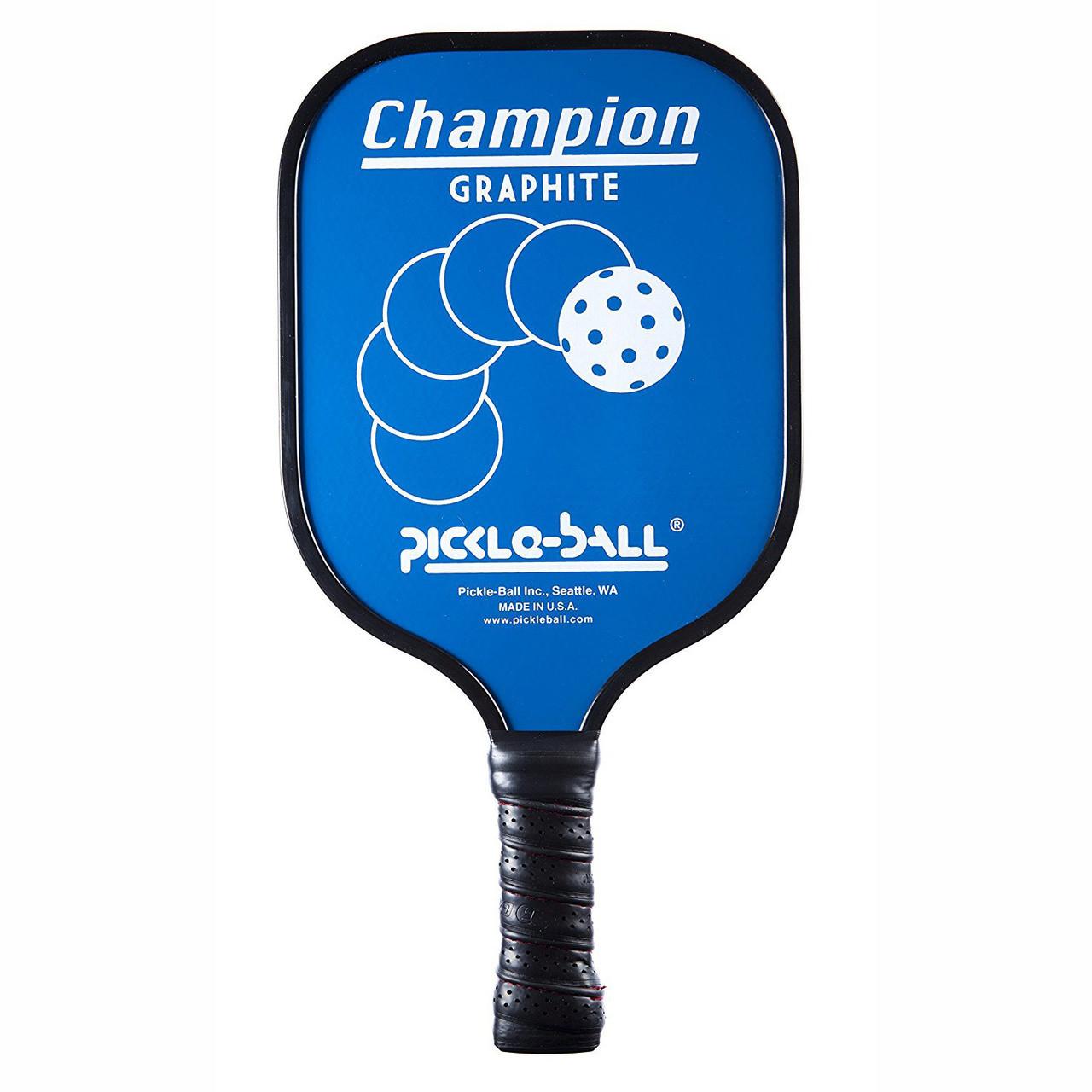 Pickleball Champion Paddle (PB119) Blue