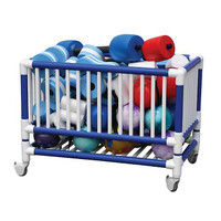 Aquatics & Locker Room Storage Cart
