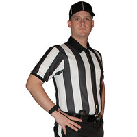 Cliff Keen Ultra Mesh Football Referee Shirt