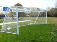 """Bison 4"""" Round No-Tip Soccer Goals (SC2480PA4ONT)"""