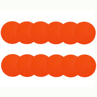 Poly Spot Marker Set of 12
