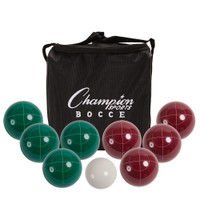Champion Sports Deluxe Bocce Tournament Set (CG200)