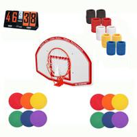 i9 Sports Basketball Field Kit