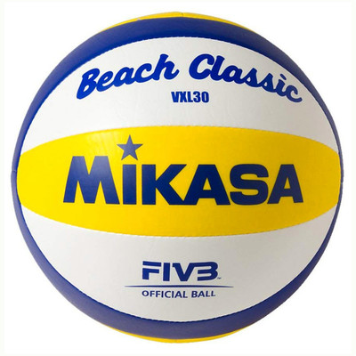 Mikasa VXL30 Outdoor Beach Classic Volleyball