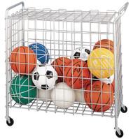 Champion Sports Deluxe Portable Ball Locker