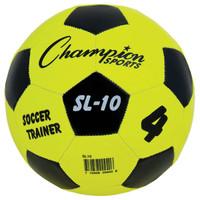 Champion Sports Soft Soccer Training Ball