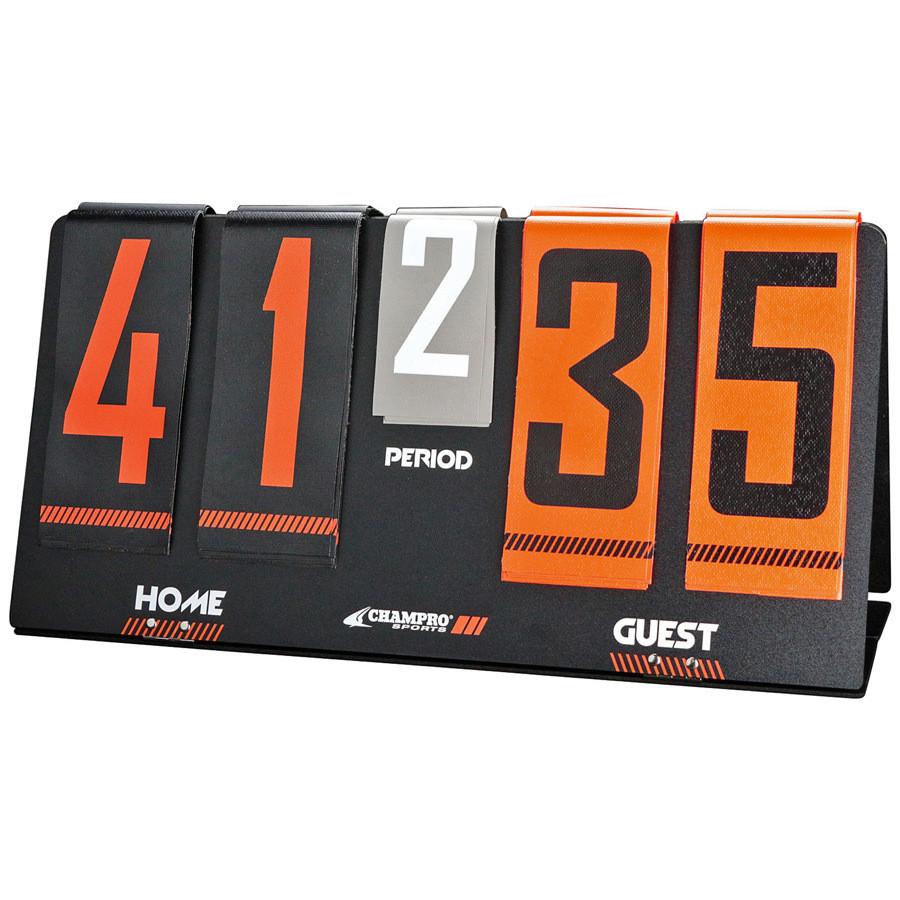 Champro Sports Portable Flip A Score Scoreboard