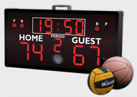 Sportable Deluxe Indoor / Outdoor Tabletop Scoreboard
