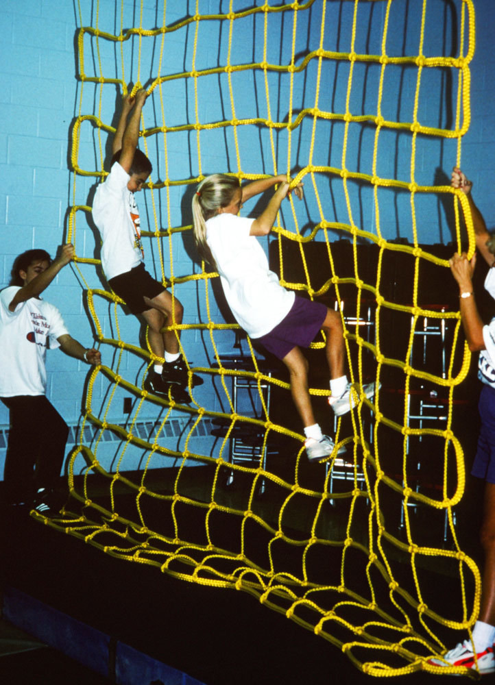 Jammar Indoor Climbing Net