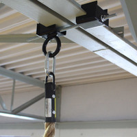 Jammar Adjustable I-Beam Clamp