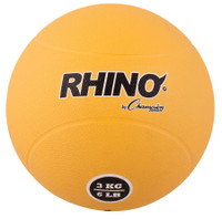 Champion Sports Rhino Rubber Medicine Balls