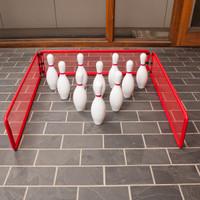 Champion Sports Bowling Backstop