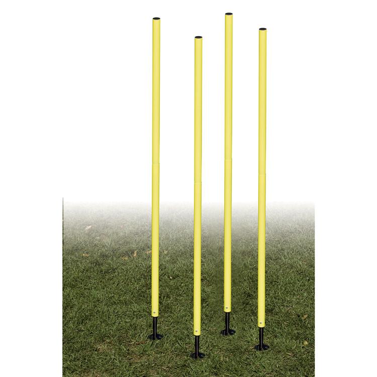 Light Pole Jumps: Champion Sports Outdoor Agility Poles