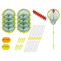 Park & Sun Super Loop IX Disc Target Hoop Game