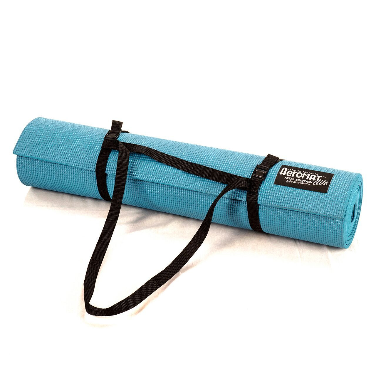 Aeromat Elite Yoga / Pilates Workout Mat W/ Harness