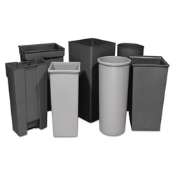 Rubbermaid Commercial Products   RCP 256K GRA