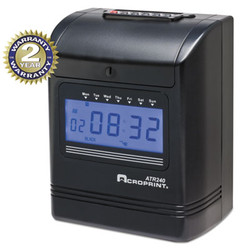 ACP010270001 | Acroprint Time Recorder Co