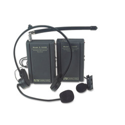 APLS1601 | AMPLIVOX PORTABLE SOUND SYS