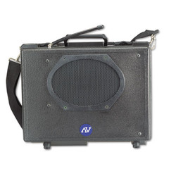 APLSW222 | AMPLIVOX PORTABLE SOUND SYS