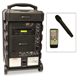 APLSW800 | AMPLIVOX PORTABLE SOUND SYS