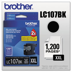 BRTLC107BK | BROTHER INTERNATIONAL CORP