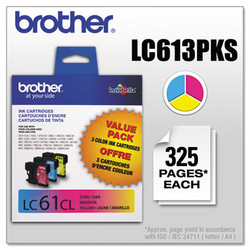 BRTLC613PKS | BROTHER INTERNATIONAL CORP